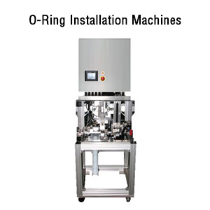 O-RING INSTALLATION SYSTEM