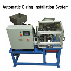 O-Ring Installation Machine